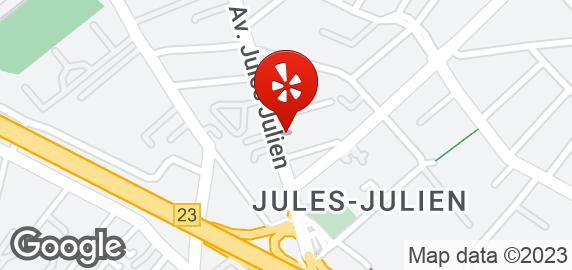 Restaurant Toulouse Avenue Jules Julien