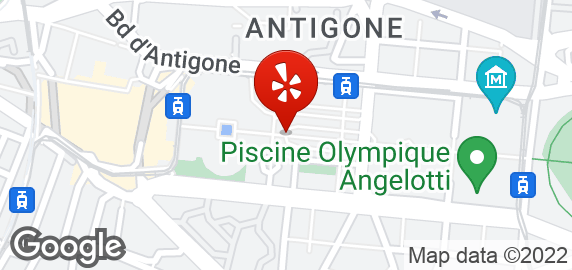 antigone caf bistrot 8 place du mill naire montpellier restaurant avis num ro de. Black Bedroom Furniture Sets. Home Design Ideas