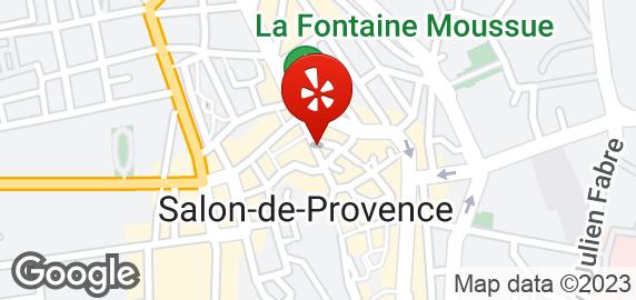 Les th s bourgeon food 62 rue de l 39 horloge salon de for Porte de l horloge salon de provence