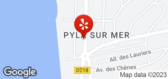 Restaurant Aux Deux Chenes Pyla Sur Mer