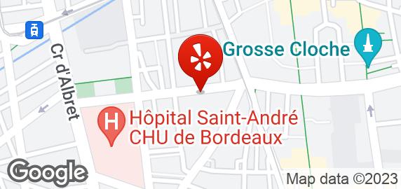 Hotel Rue De Cursol Bordeaux