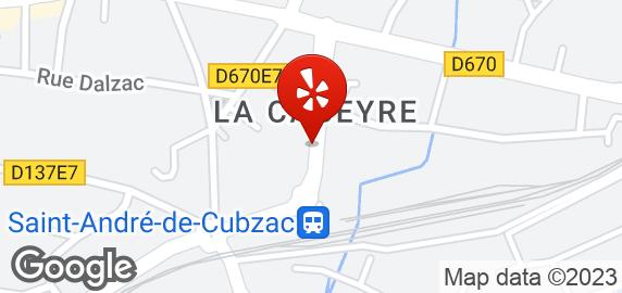 Caf Ef Bf Bd De La Gare  Avenue De La Gare Saint Andr Ef Bf Bd De Cubzac