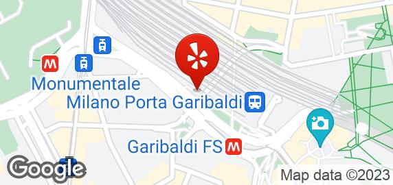 Porta garibaldi m2 m5 23 foto stazioni della - Milano porta garibaldi passante mappa ...