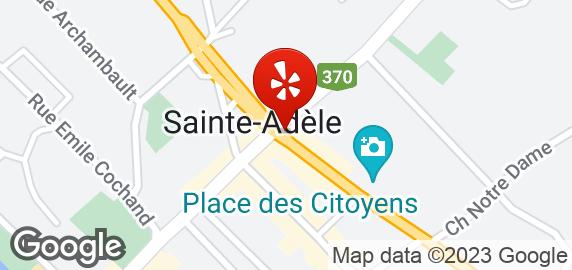 Sainte Adele Restaurants Brunch