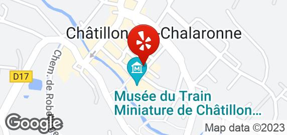 Caf Ef Bf Bd Restaurant A Chatillon Sur Chalaronne