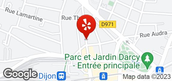 Restaurant Rue Guillaume Tell Dijon