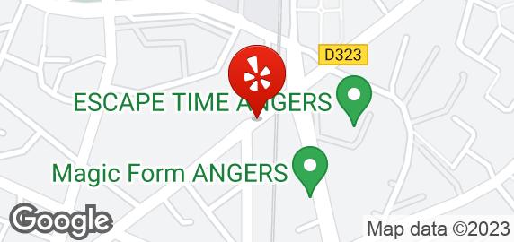 Restaurant Chinois Angers Maps