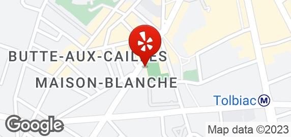 H tel verlaine h tels 51 rue bobillot butte aux for Hotel france numero