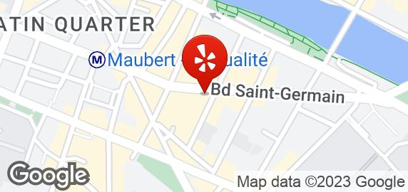 Caf Ef Bf Bd Jussieu Paris