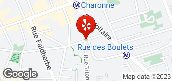 Caf Paris Rue Titon
