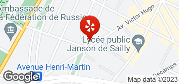 Caf Ef Bf Bd Lamartine Paris