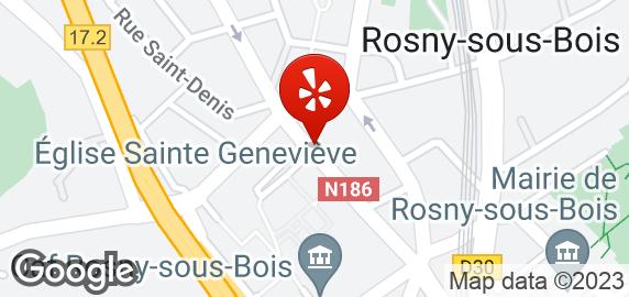 Caf Rosny Sous Bois Numero