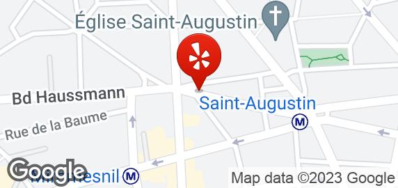 Francis tailleur 107 boulevard haussmann europe miromesnil paris num ro de t l phone yelp - Numero de telephone printemps haussmann ...