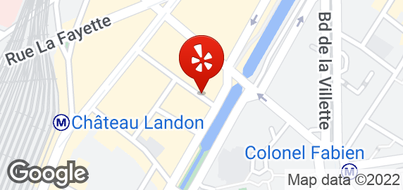 Fast Food Louis Blanc