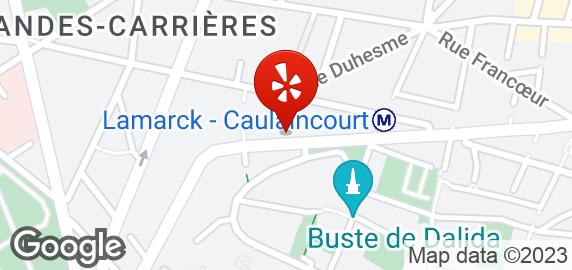 Caf Ef Bf Bd De La Butte Rue Caulaincourt