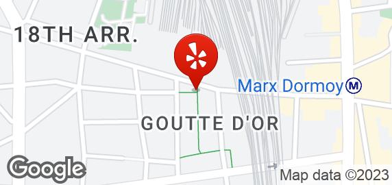 Caf Ef Bf Bd Lomi  Ter Rue Marcadet  Paris
