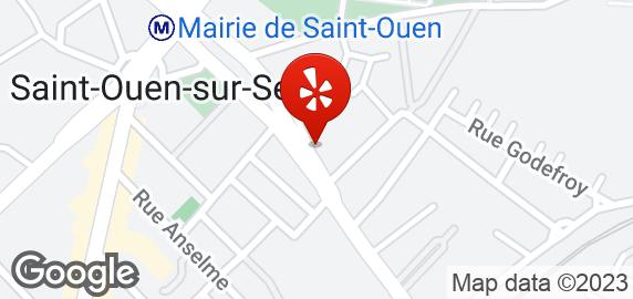 Restaurant Marmara Saint Ouen