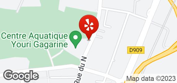 Centre nautique municipal youri gagarine piscines 65 for Piscine youri gagarine argenteuil