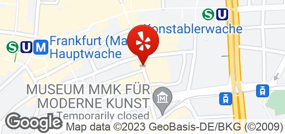 Cafe Hasengasse Frankfurt