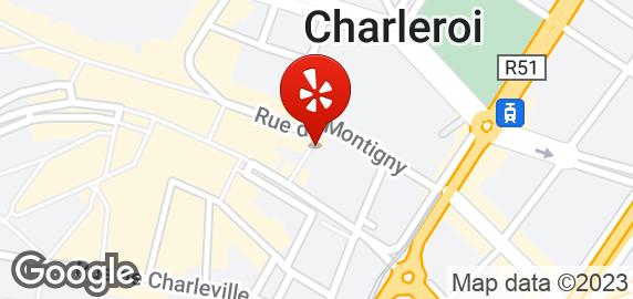 Restaurant Asiatique Charleroi Rue De Montigny