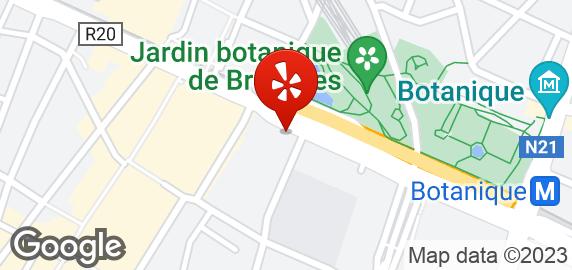 Il convivio comida boulevard du jardin botanique 35 for Boulevard du jardin botanique 20