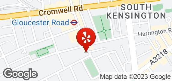 Restaurants Near Cromwell Road London