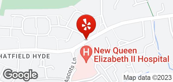 Queen Elizabeth Ii Hospital Hospitals Howlands Welwyn Garden City Hertfordshire United