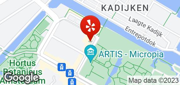 Internet Cafe Amsterdam Noord