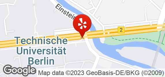 Cafe Restaurant In Charlottenburg Strasse Des  Juni