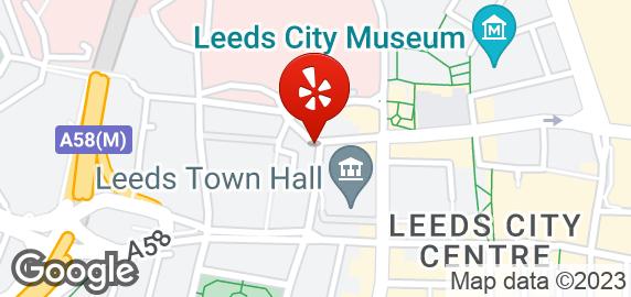 Great George Street Leeds Restaurants