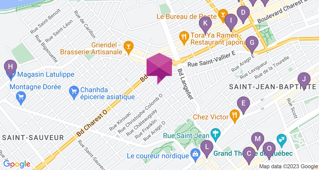 Centre d'hébergement Notre-Dame-de-Lourdes