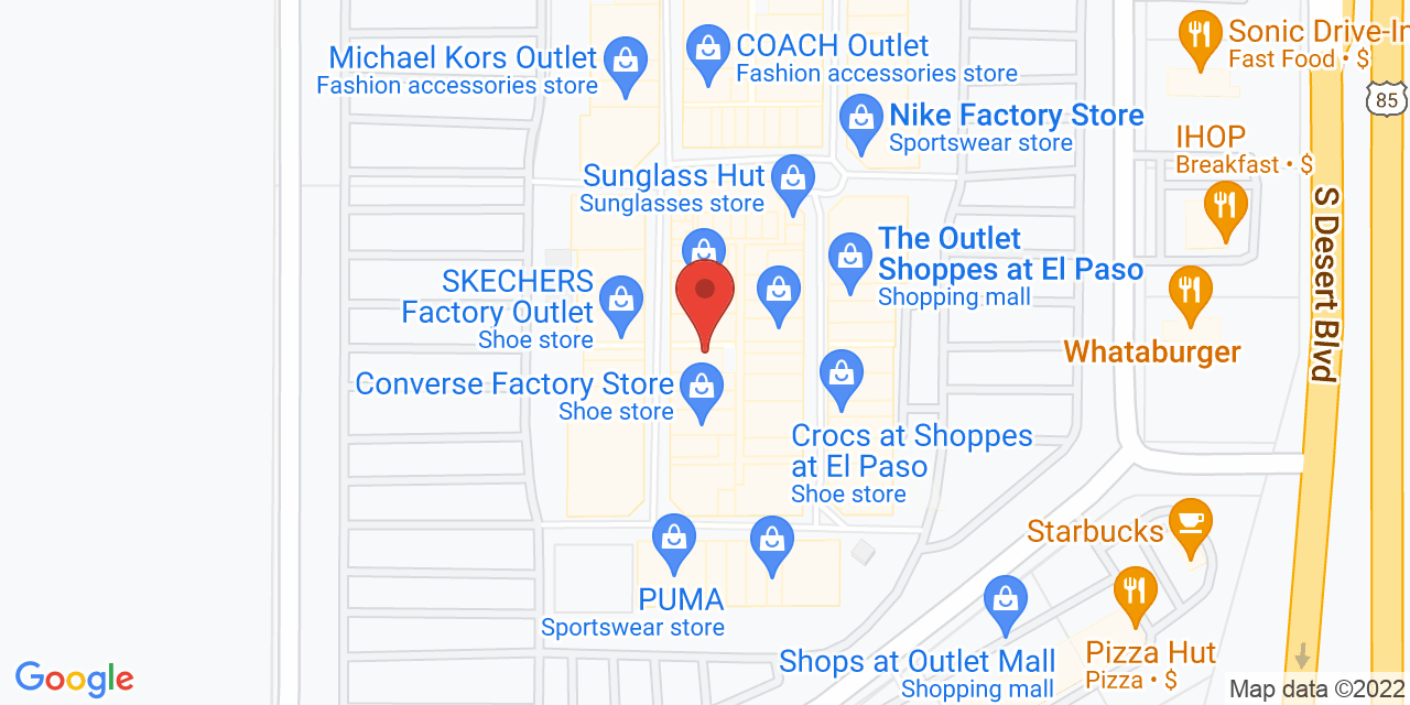 Vans on Map