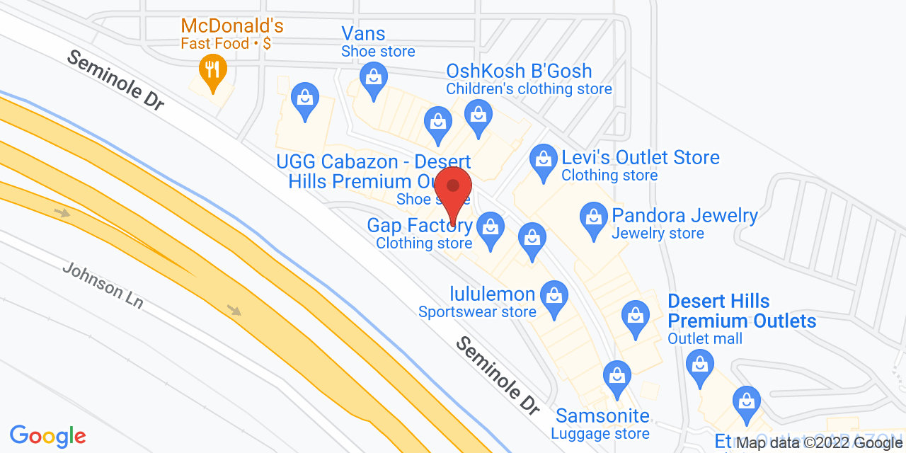 Gucci on Map