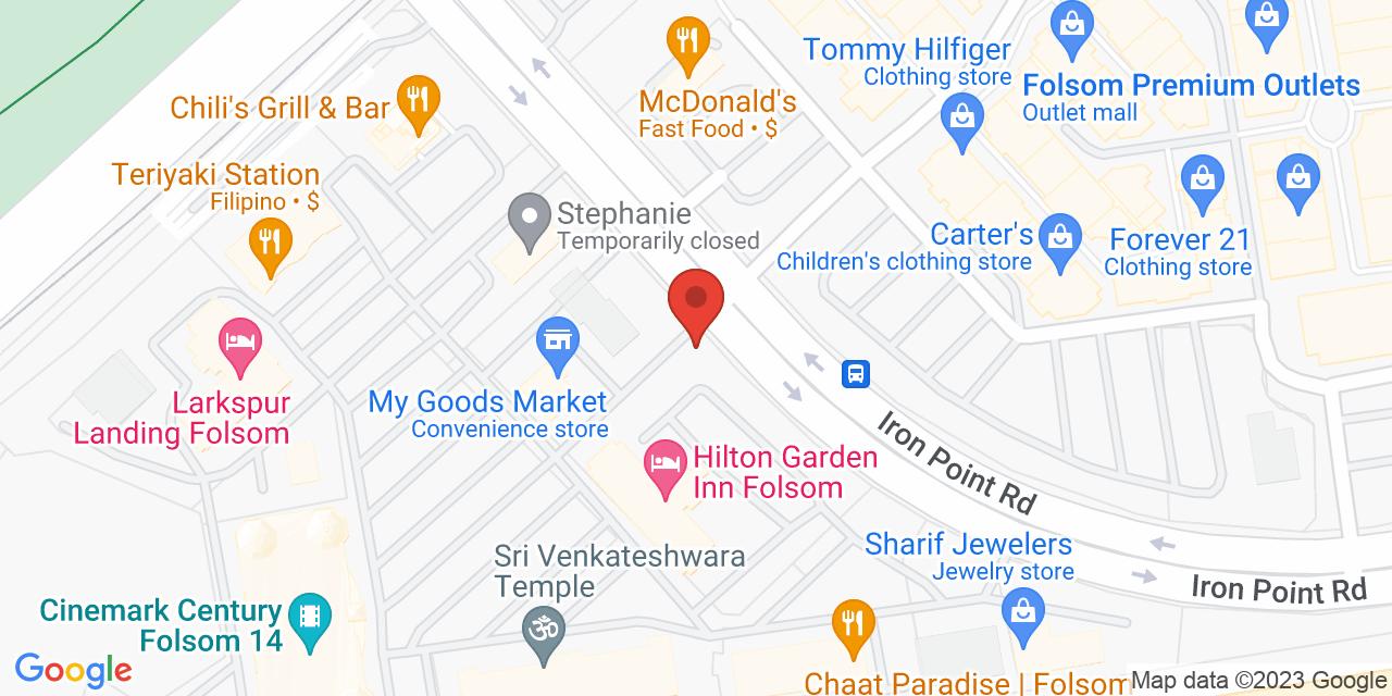 Van Heusen on Map