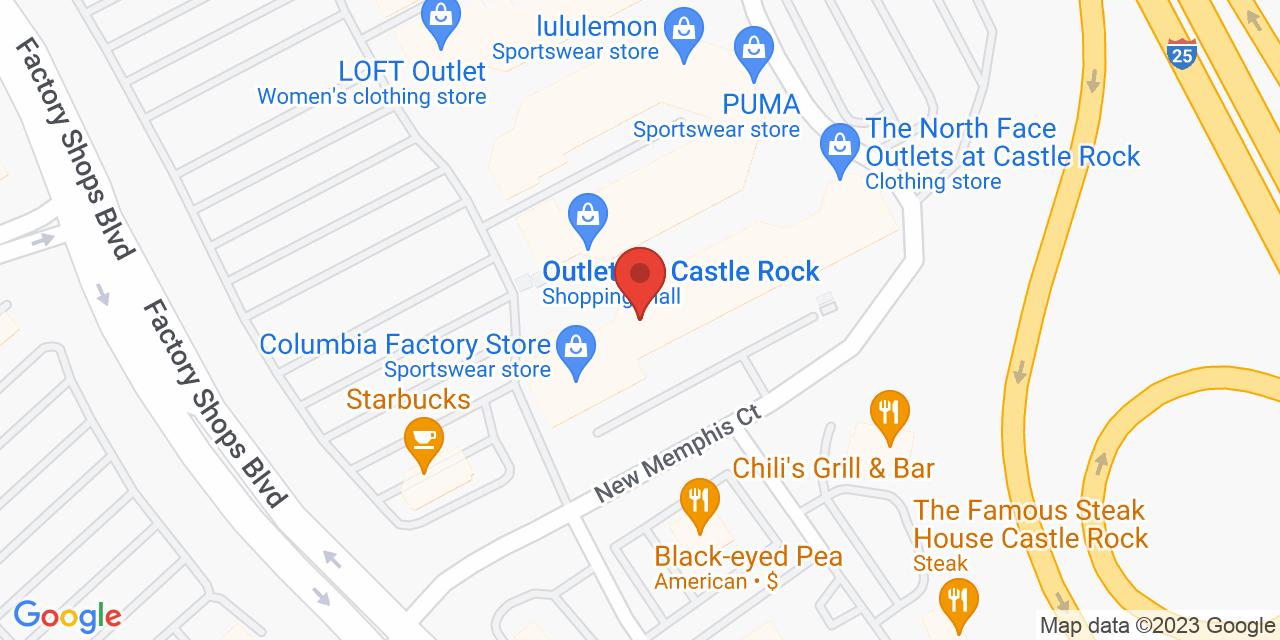 Skechers on Map