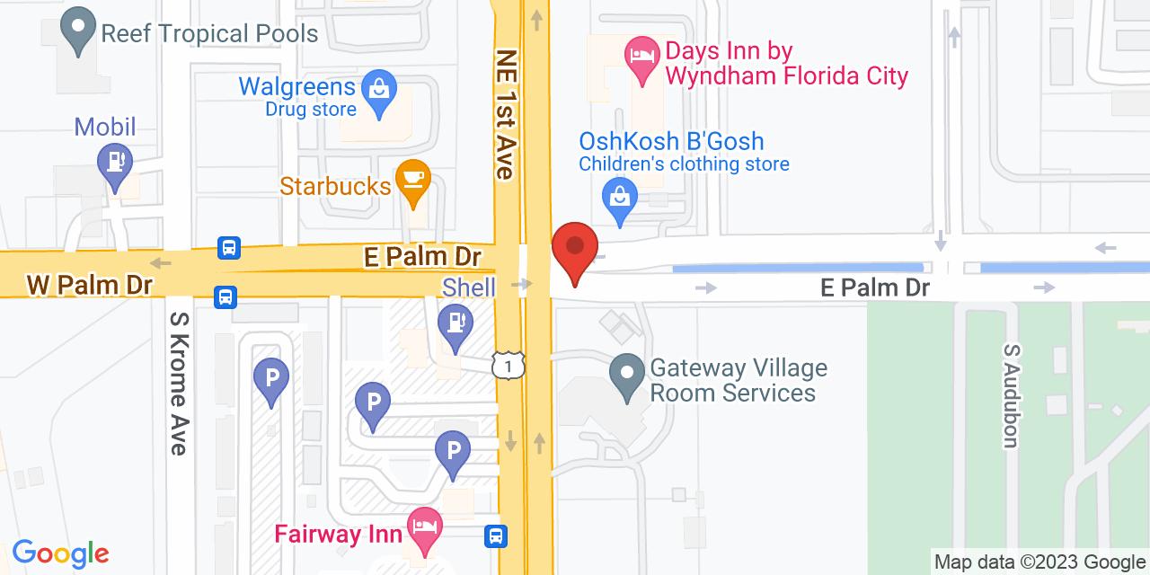 Nine West Outlet on Map