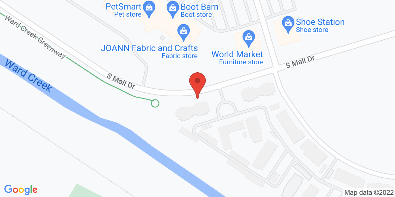 Boot Barn on Map