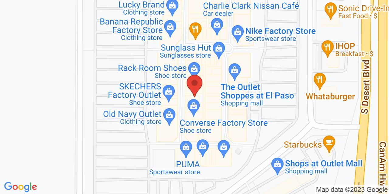 Ralph Lauren Factory Store on Map