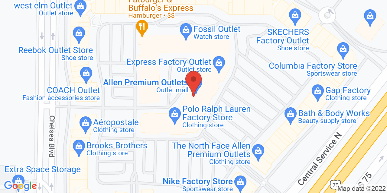 Ralph Lauren Children's Factory Store on Map