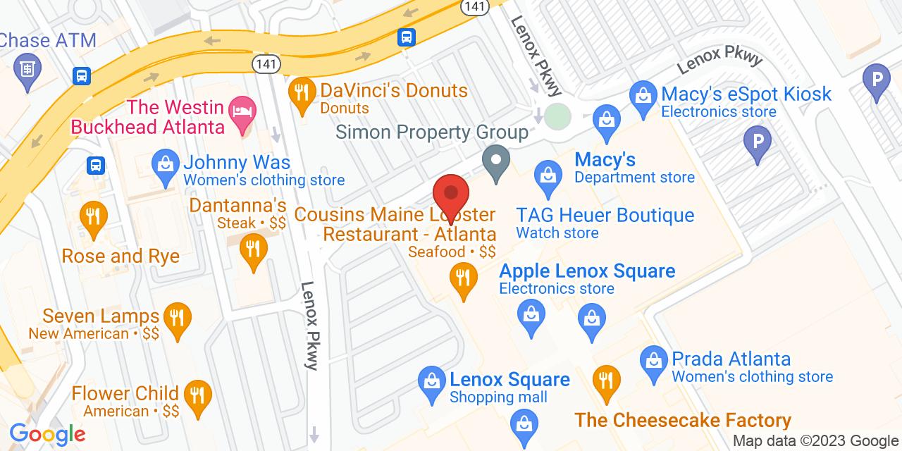Ralph Lauren on Map