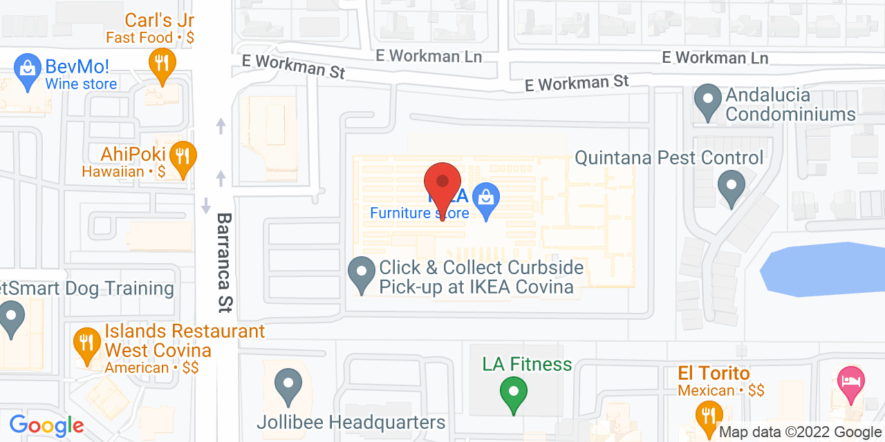 IKEA on Map
