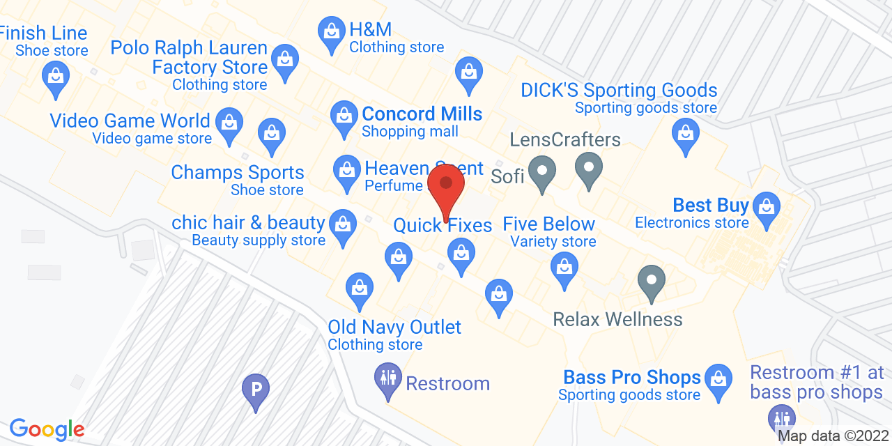 New York & Company Outlet on Map