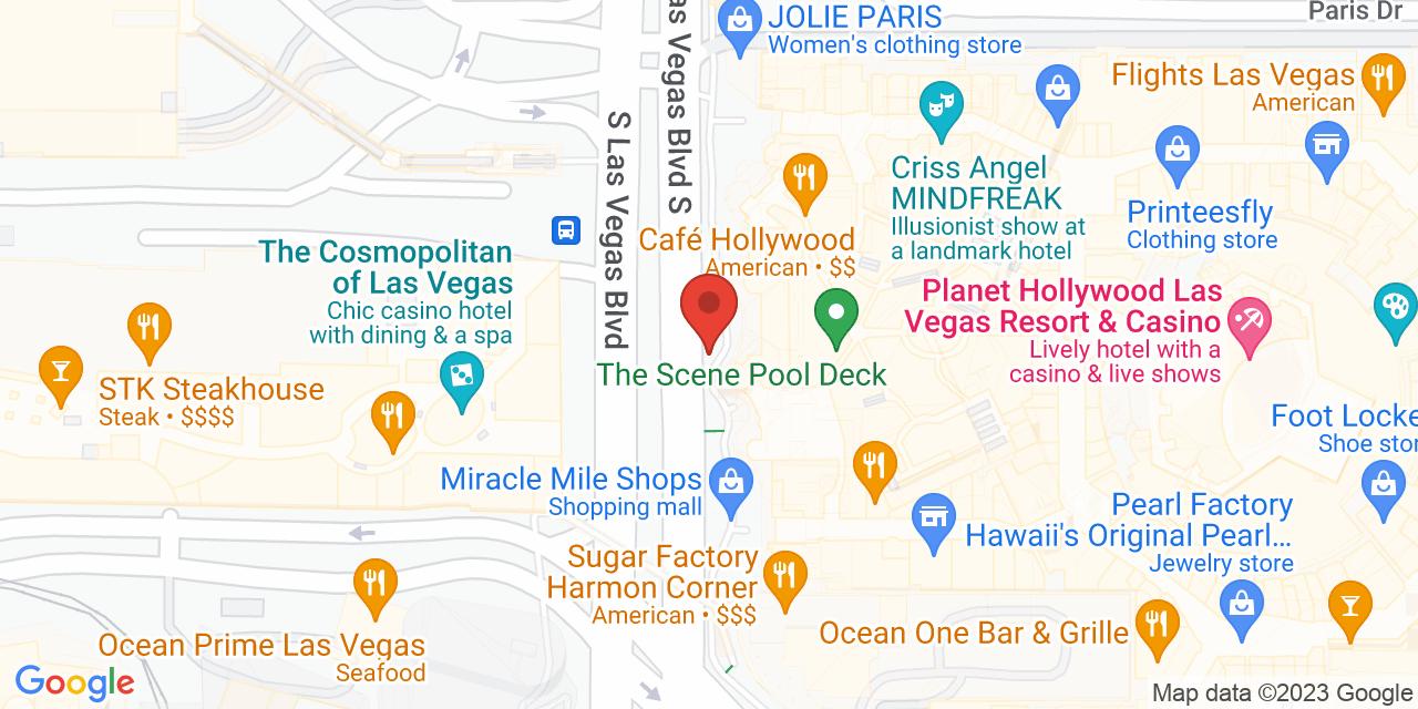 Victoria's Secret on Map