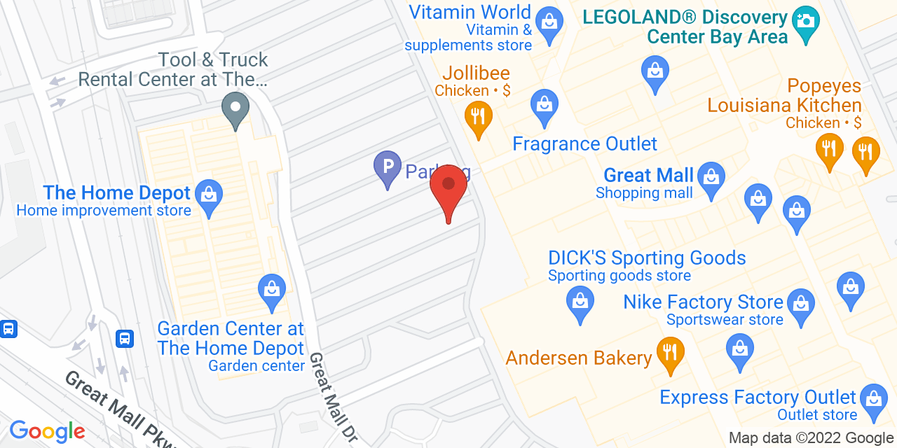 Bed Bath & Beyond on Map