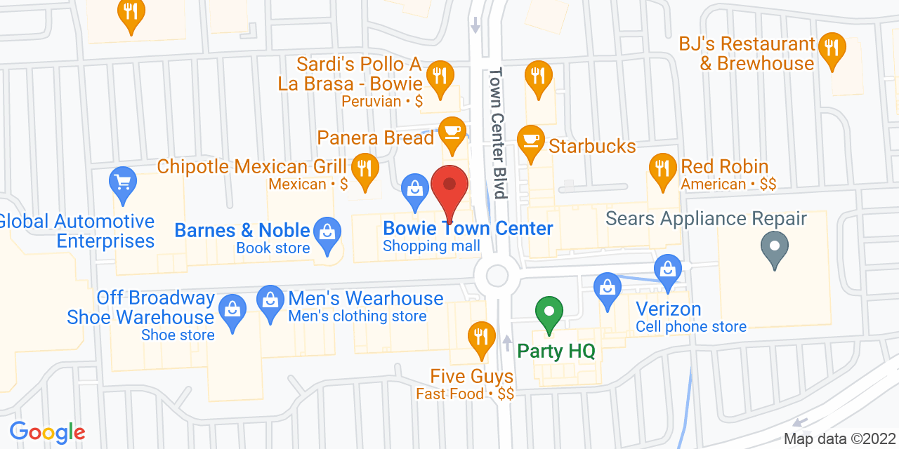 Wing Stop on Map