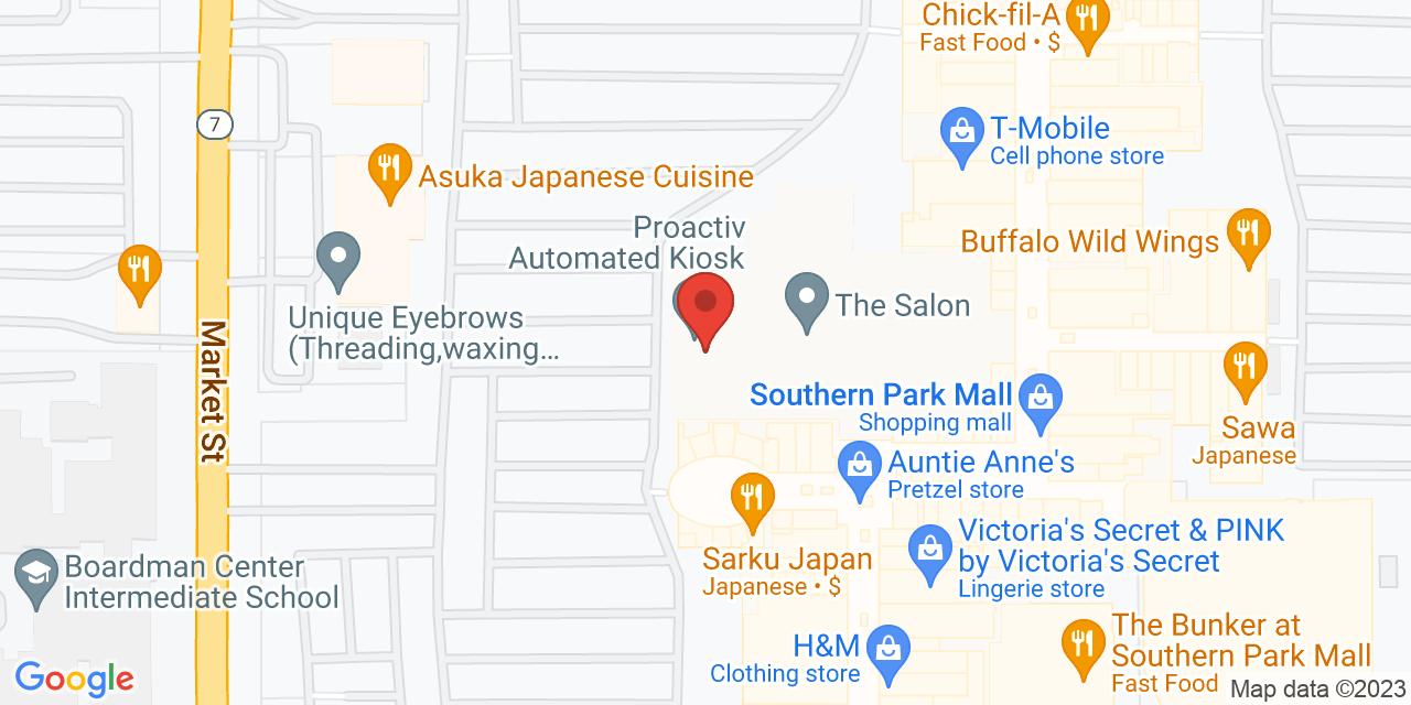 New York & Company on Map