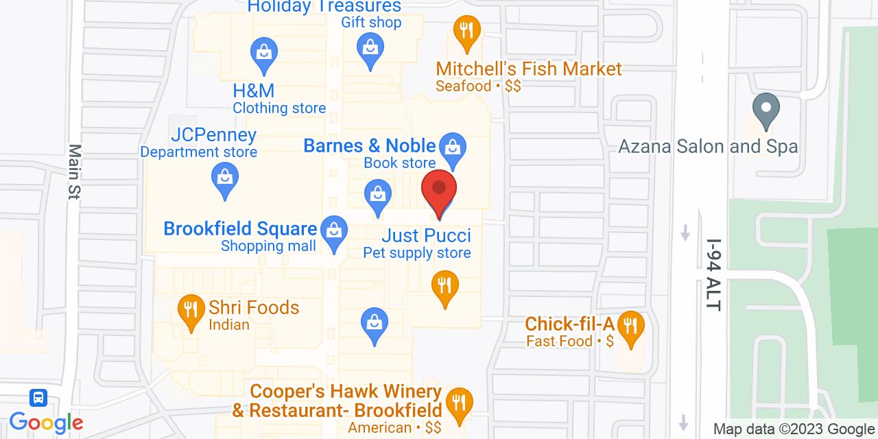 Windsor on Map
