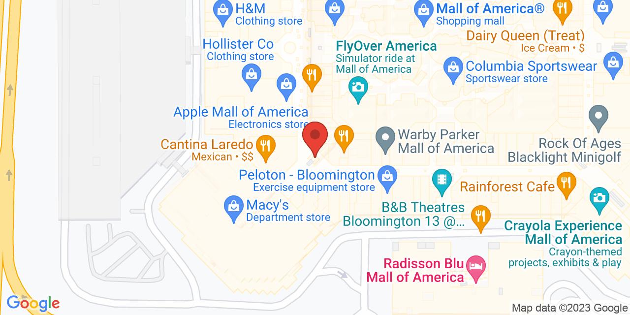 Madewell on Map