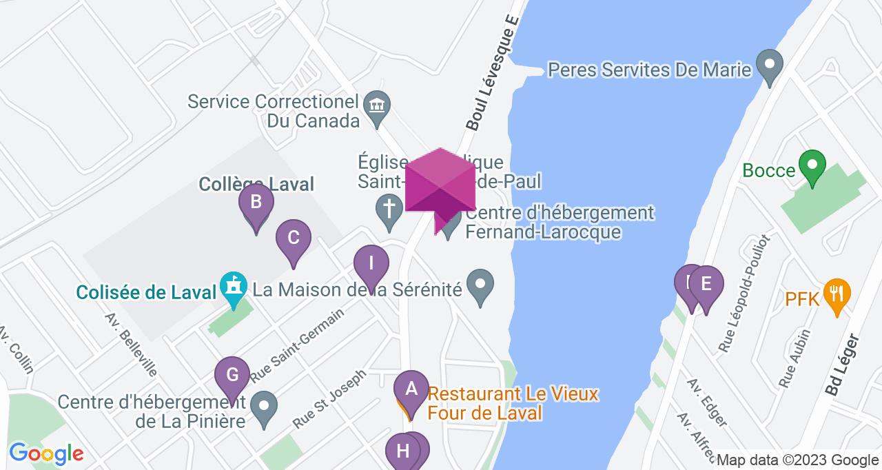 CHSLD Fernand-Larocque