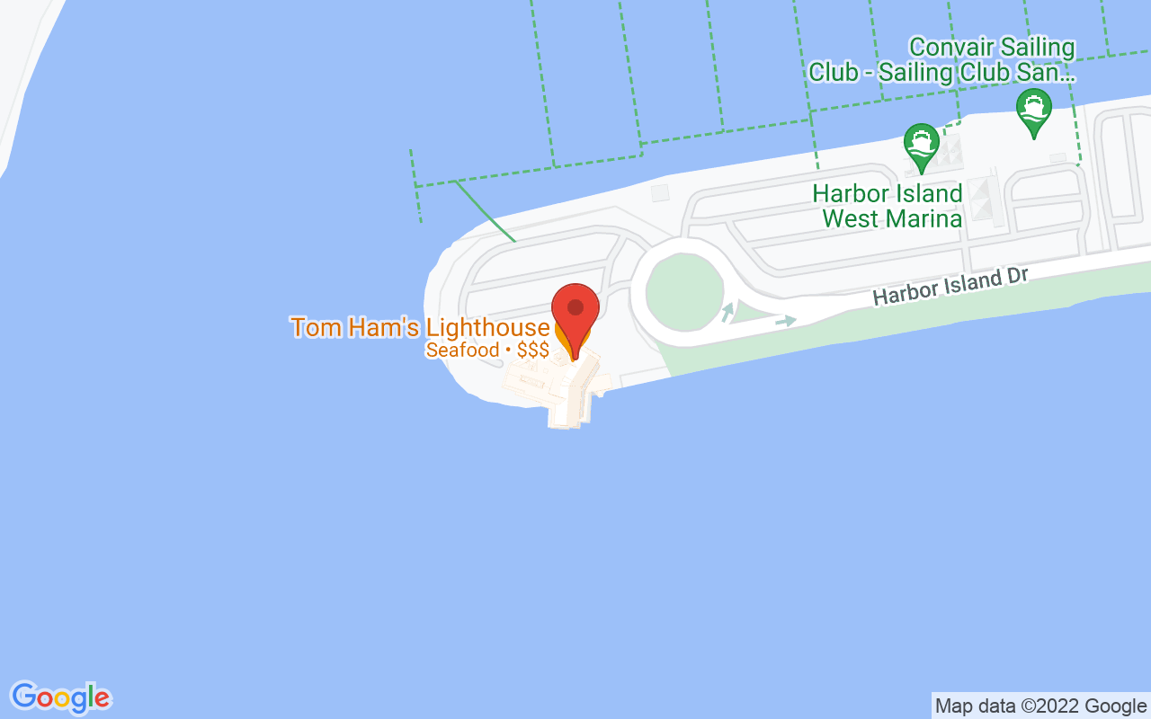Drive to Tom Ham's Lighthouse